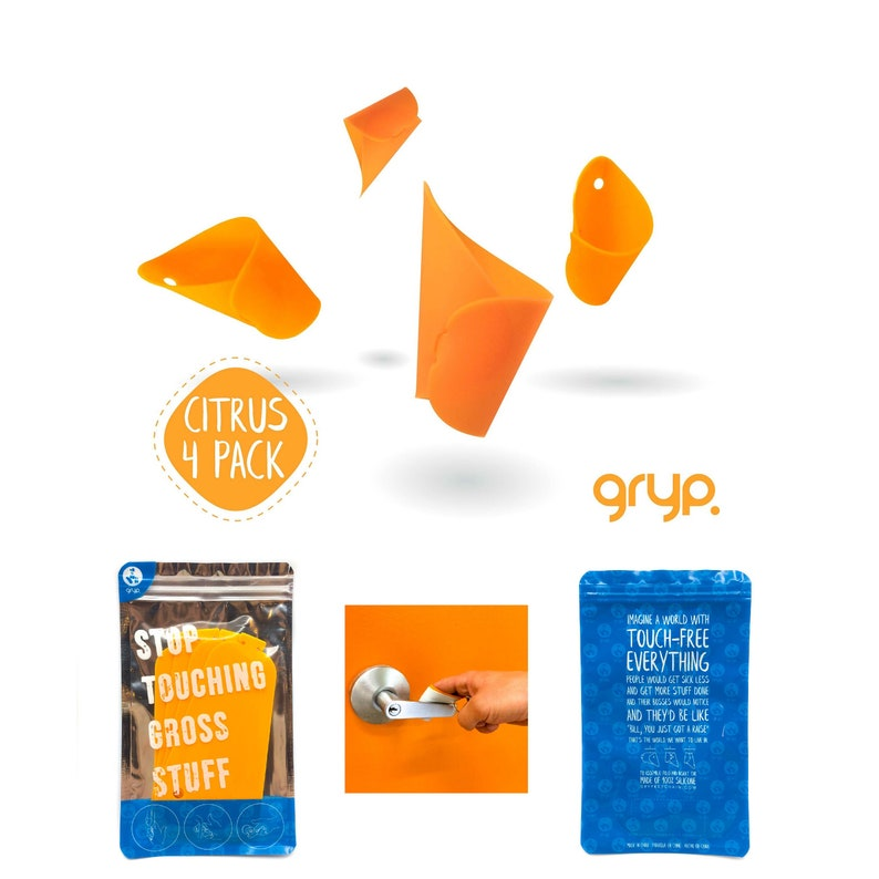 Gryp Discount Pack 4 Pack Citrus
