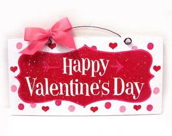 Valentines Day Sign Etsy
