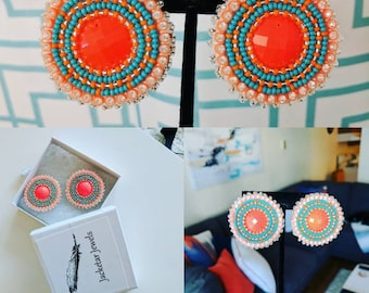 Seaside Sunset Earrings