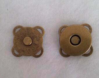 magnet press Stud 18mm