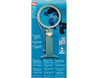 Lighted Magnifier PRYM 8 x magnification
