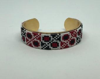 Ukrainian Beaded Bracelet