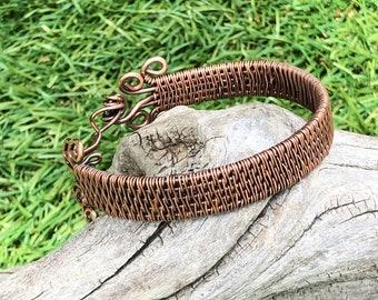Ladies Copper Bracelet