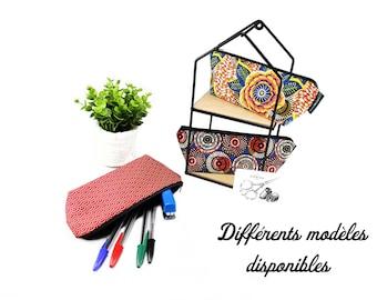 Cotton desk kit // School kit // All-stuffed // School kit