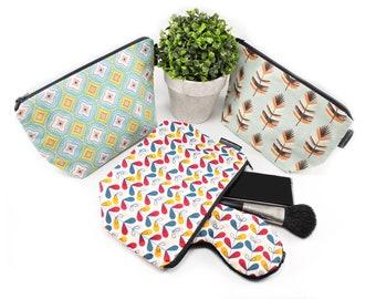 Cotton Travel Kit // Makeup Kit // Pharmacy Kit // Toilet Kit [old collection]