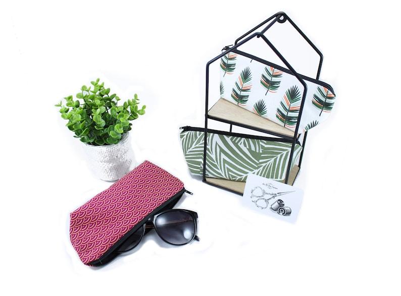 Glasses case / / glasses pouch / / glasses case image 0