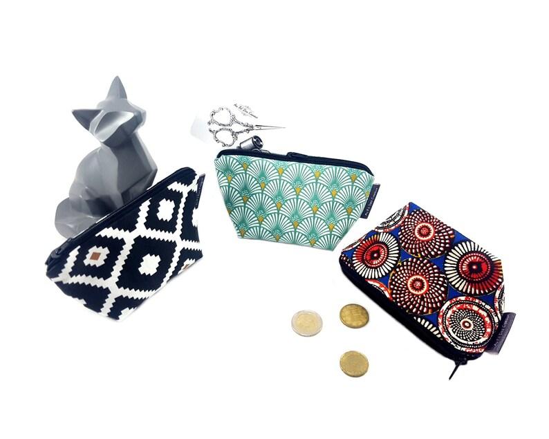 Cotton wallet / / Mini case image 0