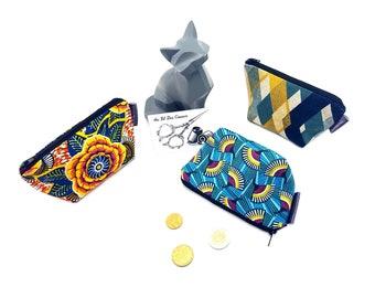 Cotton coin holder // Mini kit