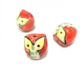 OWL 1 X 15mm ceramic porcelain