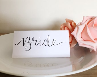 table place cards etsy - Table Place Cards