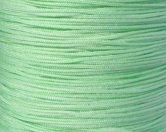 2 metres diameter 0.5 mm green colored nylon thread