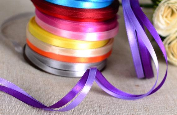 100 Yards Satin Ribbon 25 mm 1 inch Hair Bow Sewing Craft Silk Wedding Bridal Blush Sash Garland Waist Gift Fabric Wholesale Bulk Lot Set