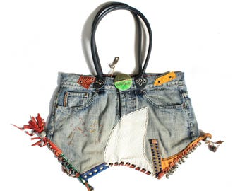 "bag denim ""Trendy"""