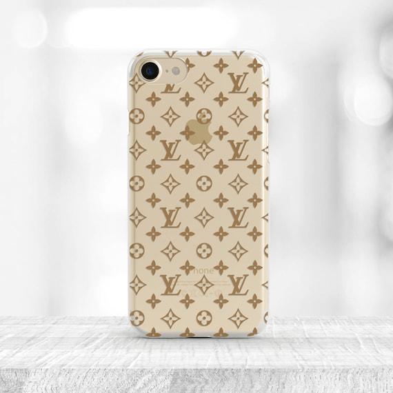 e856c7317e1 Louis Vuitton iPhone 8 Case inspired by Louis Vuitton Case   Etsy