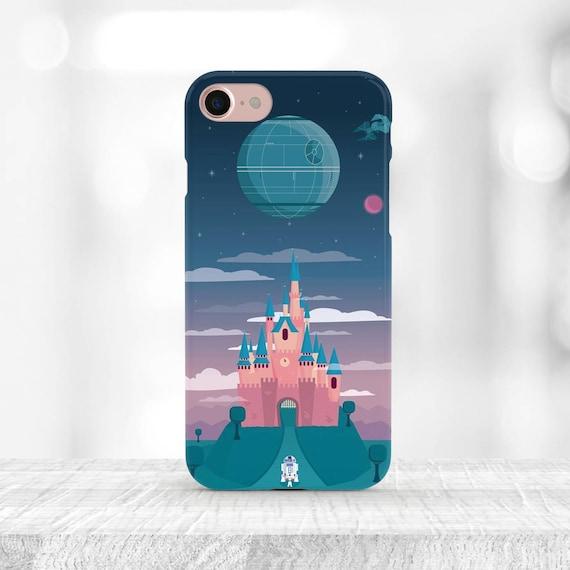 iphone 7 case disney castle