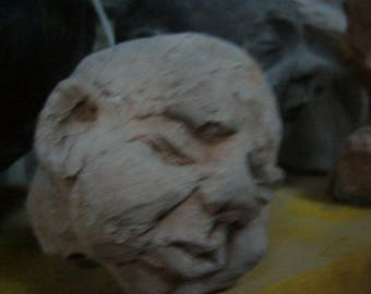 Capture our expressions in the clay