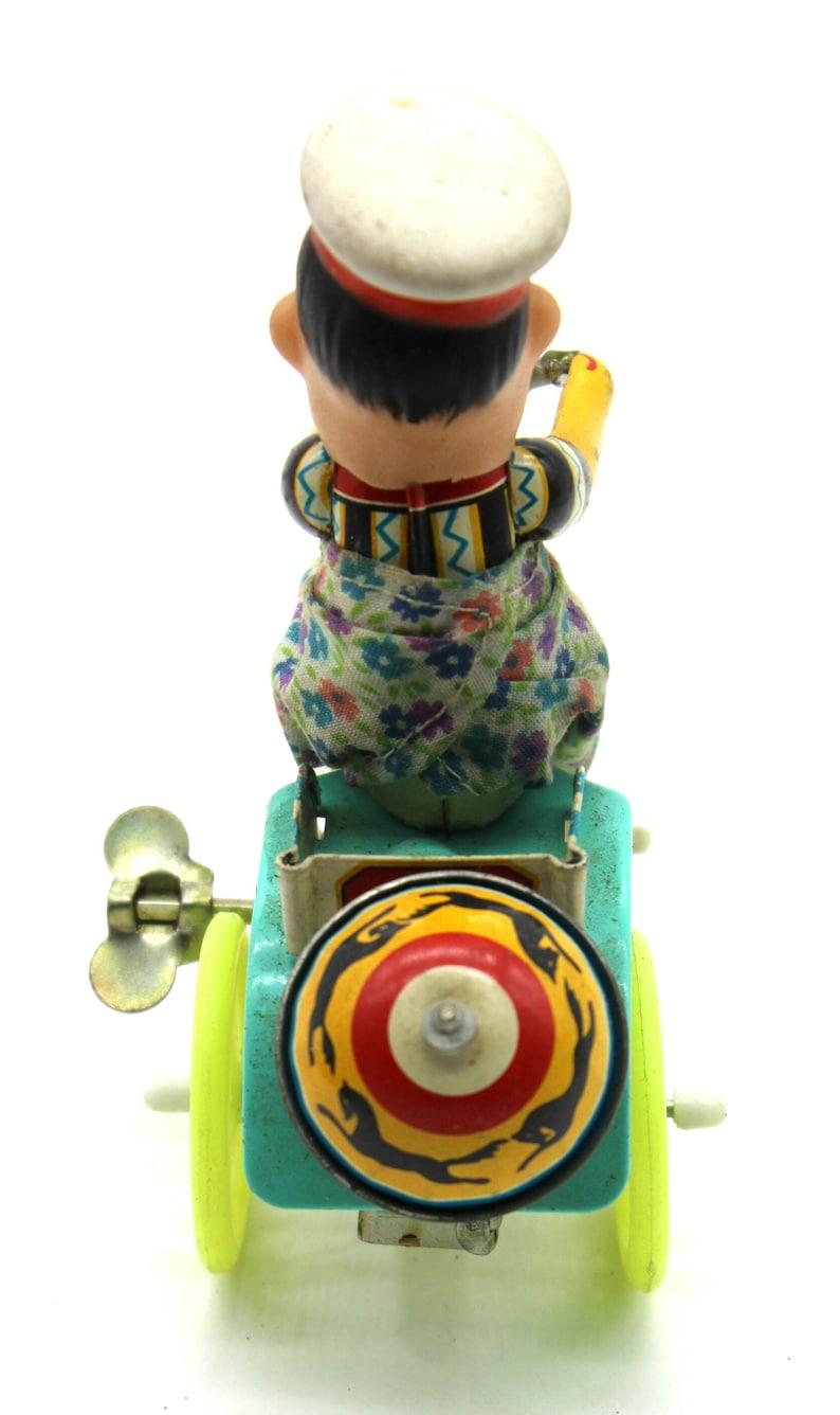 vintage automate toy