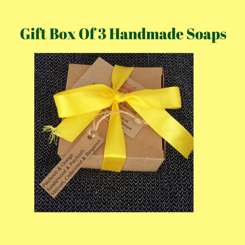 Sulphate Free Sugar Handmade Soap Sandalwood pack Of 2 With Traditional Methods