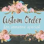 Custom order for Maranda| Decal Custom | Wall Art | Decal Order | Personalized Gift | Wall Decal | Housewarming Gift