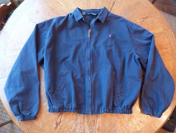 Rare 1980's Ralph Lauren Vintage Polo Jacket in M… - image 1