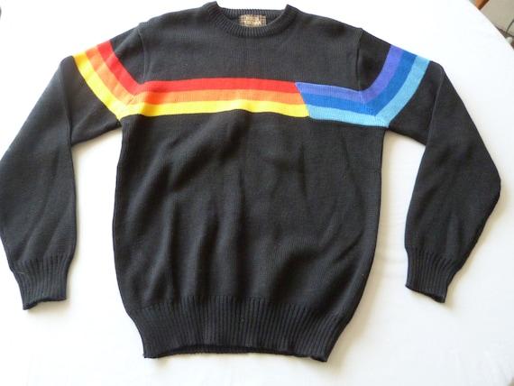 Vintage 1980's Men's Sweater Size Large