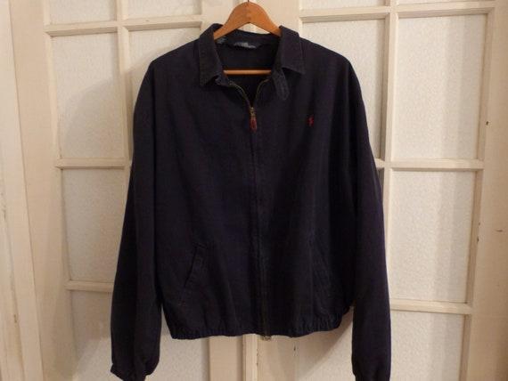 Rare 1980's Ralph Lauren Vintage Polo Jacket in M… - image 4