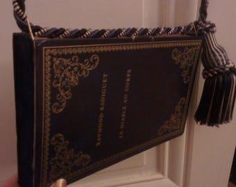 Book Clutch bag