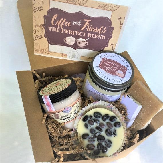 Gift Box Set Birthday Coffee Lovers Best