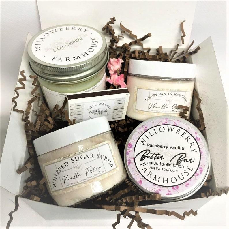 Gift Box For Friend Best Vanilla Sugar Christmas Ideas Birthday Her