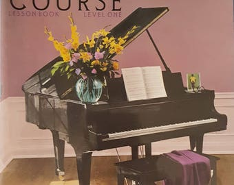 Alfreds Basic Adult Piano Course Lesson Book Level One