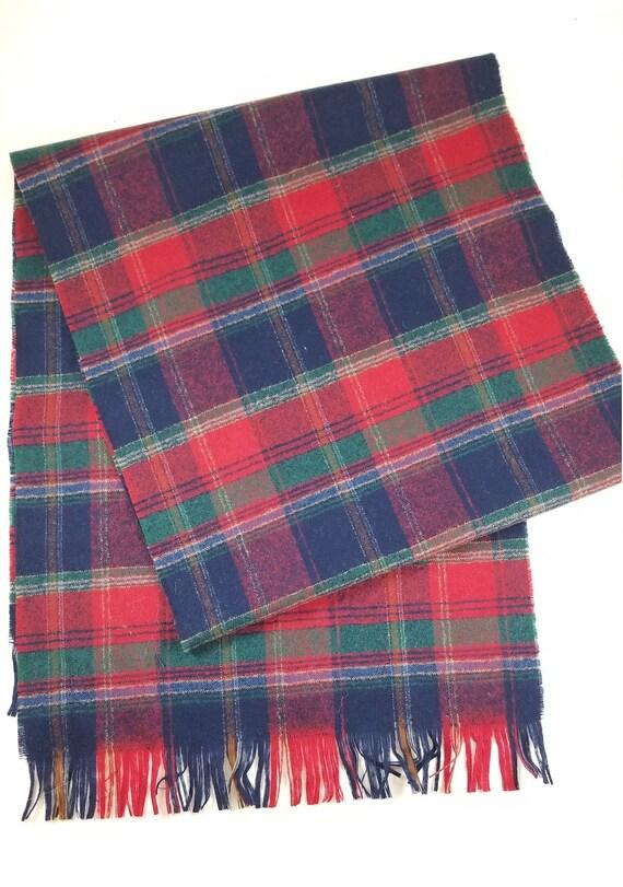 Pendleton Virgin Wool Scarf