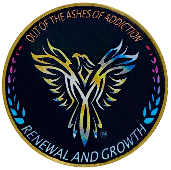 Phoenix Bird Coin, Token, Medallion