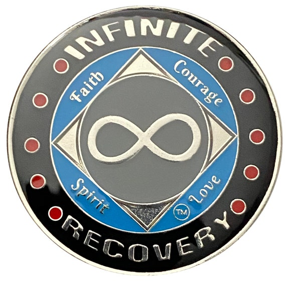 NA Infinity Coin, Narcotics Anonymous Infinity Token
