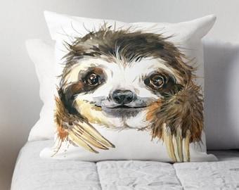Sloth Cushion   Pillow