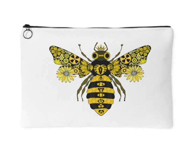 Steampunk Queen Bee Pouch | Travel Purse