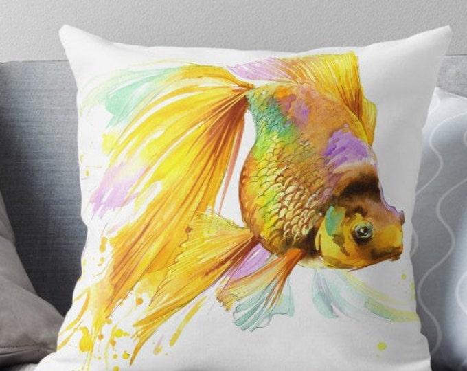 Goldfish Cushion | Pillow