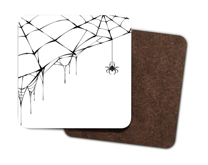 Set of 4 Spider Coasters