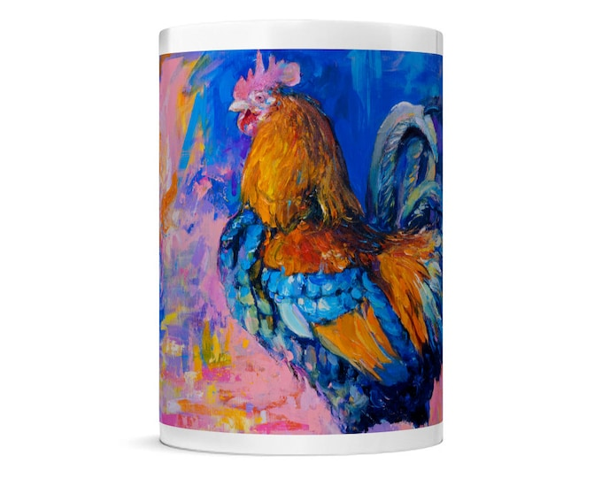 Cockerel  Mug