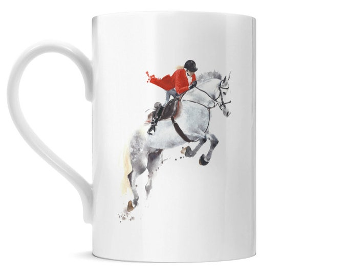 Showjumping  Mug