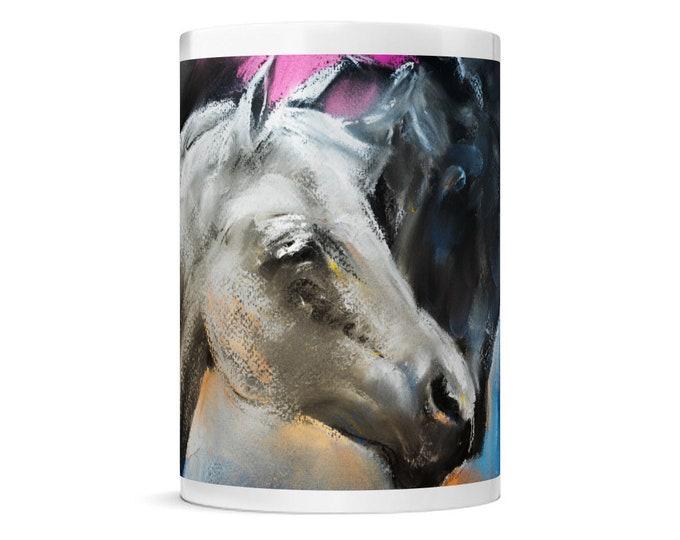 Arab Horses  Mug