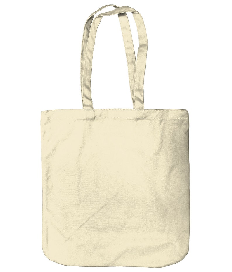 Mothers Day Cow Tote Bag Eco-Friendly Organic Cotton Canvas Beach Bag Shopping Bag for Life