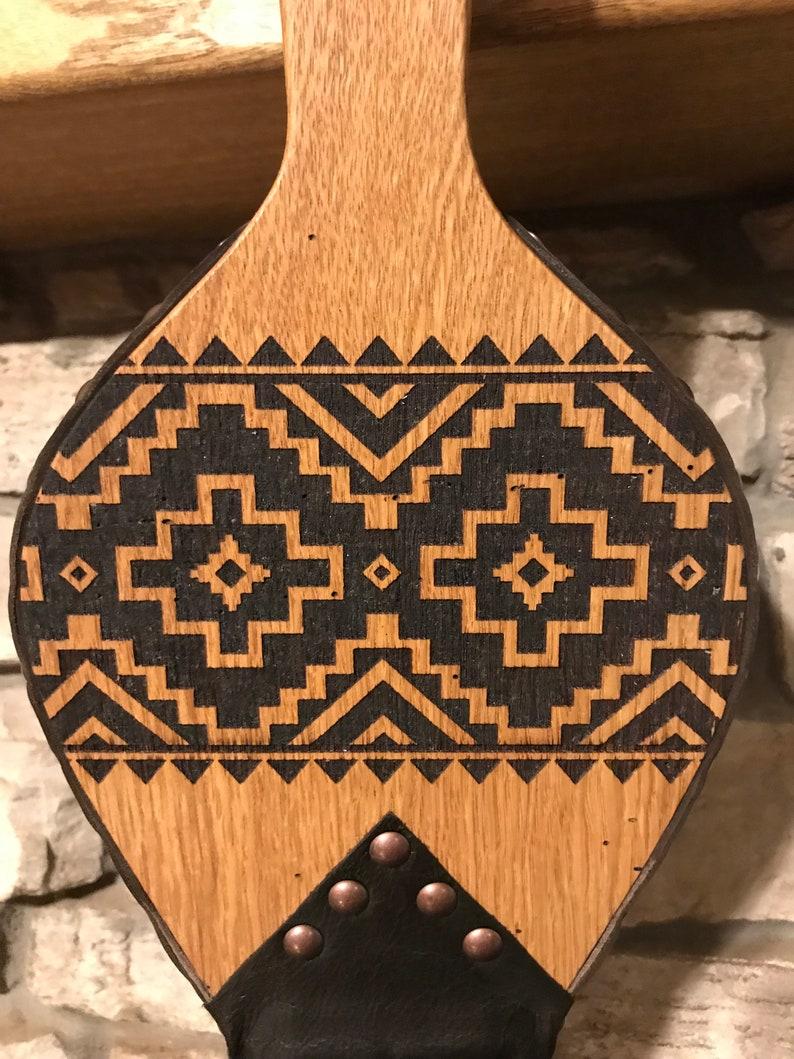 Dark Oak Copper Oak Bellow