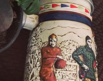 football grampa - a rad vintage stein