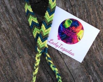 Arrow Friendship Bracelet!