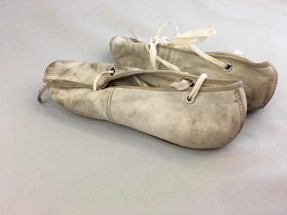 Vintage Ballerina Slippers - image 6