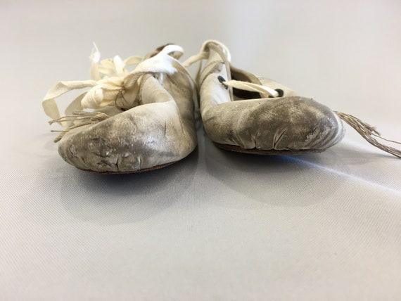 Vintage Ballerina Slippers - image 7