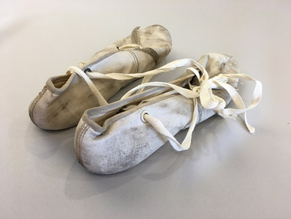 Vintage Ballerina Slippers - image 5