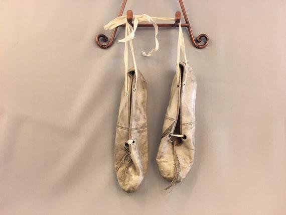 Vintage Ballerina Slippers - image 1