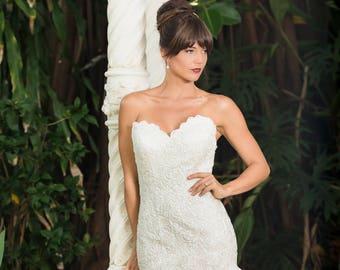 Wedding Dress Sample  RB12258