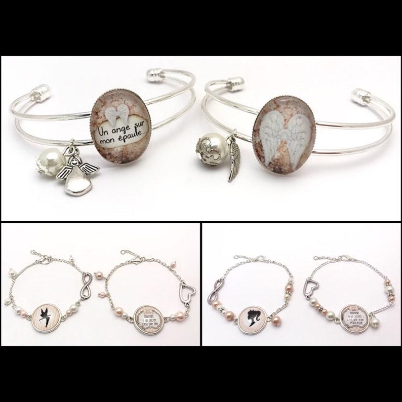 magasin fournir un grand choix de rechercher les plus récents Bracelet « Mère Fille »